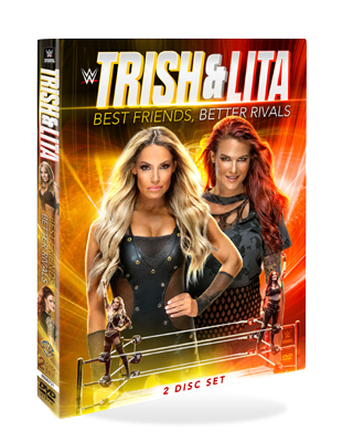 Trish & Lita: Best Friends, Better Rivals DVD