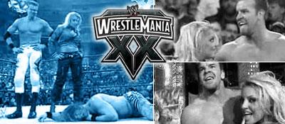 WrestleMania XX Results