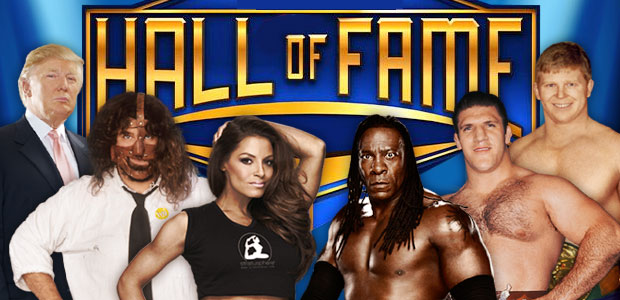 A look at the champion filled Hall of Fame class of 2013 ...