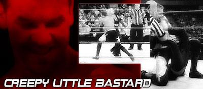 2/23 RAW Results: Creepy Little Bastard