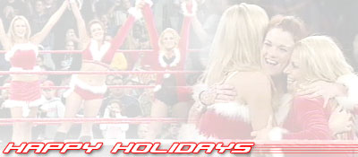 12/29 RAW Results: Happy Holidays