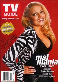 Trish on TV Guide