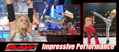 5/12 RAW Results: Impressive Performance