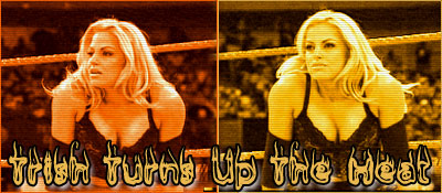 6/22 Heat Resuts: Trish Turns Up The Heat