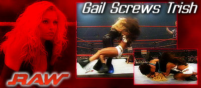 8/18 RAW Results: Gail Screws Trish