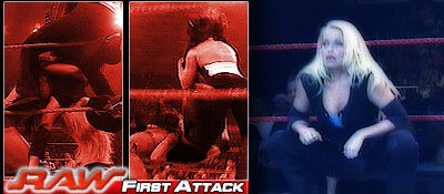 9/1 RAW Results: First Attack