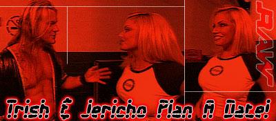 11/10 RAW Results: Trish & Jericho Plan a Date!