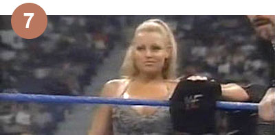 Trish S Top 10 Smackdown Moments News Trishstratus Com
