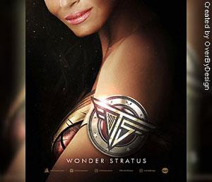 Trish is Wonder Stratus