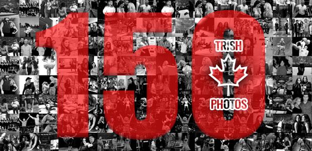 Happy Birthday Canada! 150 photos of Trish