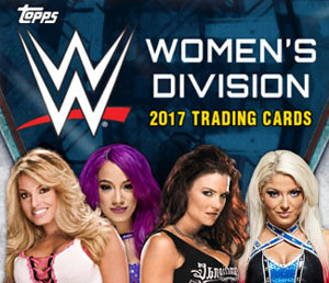 Topps WWE Women's Division debuts with a slew of Trish Stratus cards