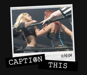 Caption This: Lita talks smack to Trish