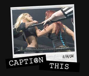 Caption This: Lita talks smack to Trish