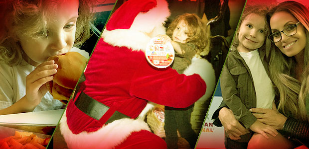 Mama & Max date to 'Let's Play Holiday Showcase'