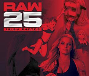 25 Trish Stratus photos in Raw history