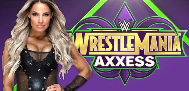 Trish announced for WrestleMania Axxess