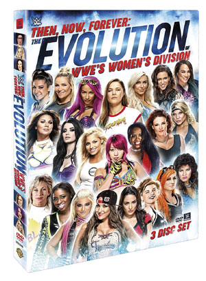WWE women's DVD update: 3 Trish matches highlighted