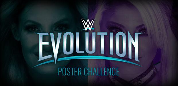 Evolution poster challenge