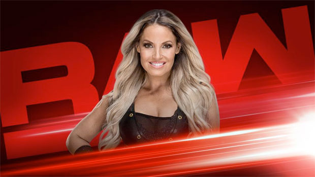 Trish Stratus returns to Raw tonight