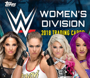 Topps Women's Division returns, features Royal Rumble cards