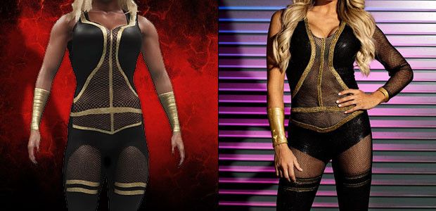 WWE 2K19: Trish's ring attire from Evolution available for download