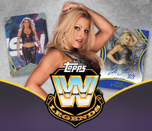 Topps Legends of WWE returns with more Trish cards