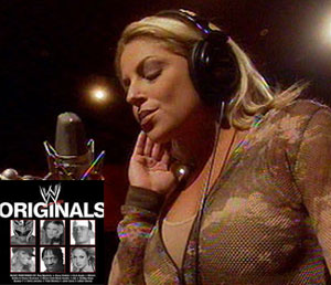 """A look back at Trish's recording debut - """"I Just Want You"""""""