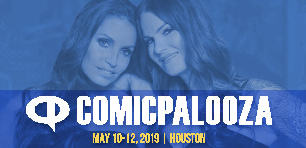 Team Bestie to appear at Comicpalooza