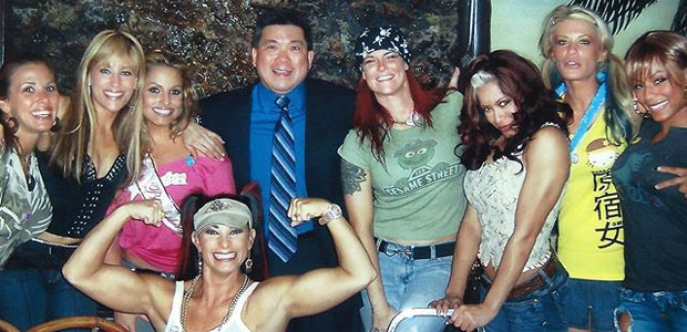 Women of wrestling launch fundraiser for Ashley Massaro's daughter