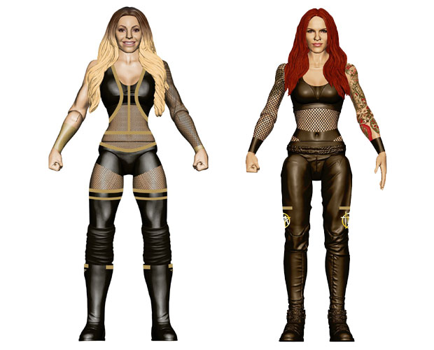 Mattel unveils Team Bestie action figures at SDCC