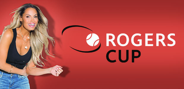 Meet Trish at the Rogers Cup