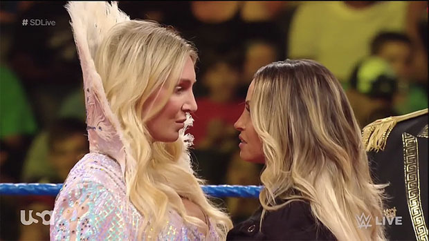 7/30 SmackDown Live results: Charlotte Flair gets her match at SummerSlam