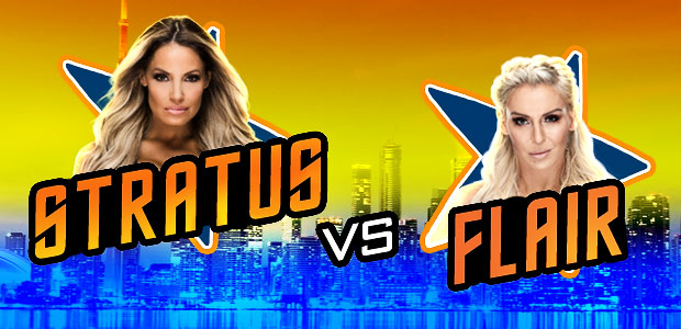 BREAKING: Trish Stratus to face Charlotte Flair at SummerSlam