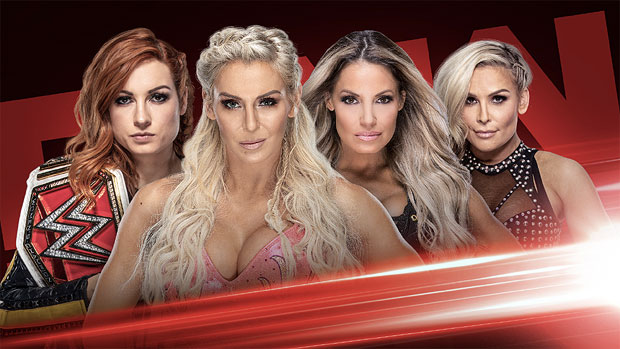 BREAKING: Trish to compete in huge tag team match on Raw tonight