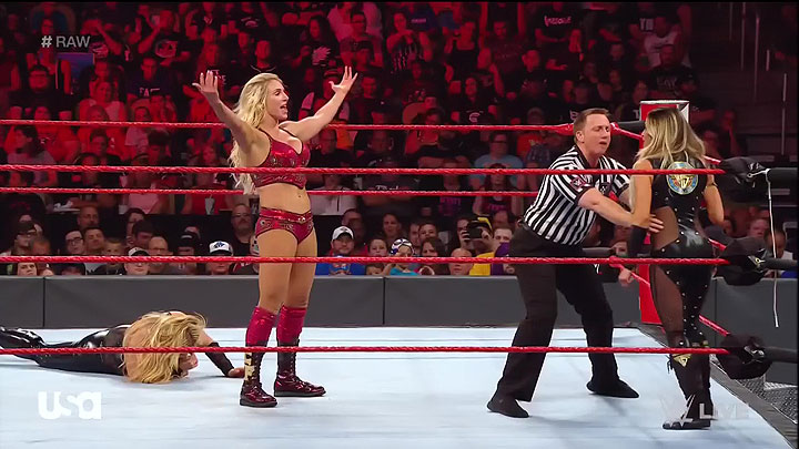 8/5 Raw results