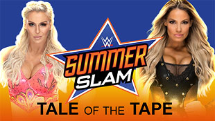 Tale of the Tape: Stratus vs. Flair (SummerSlam 2019)