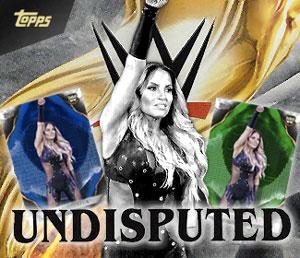 Trish returns to Topps WWE Undisputed