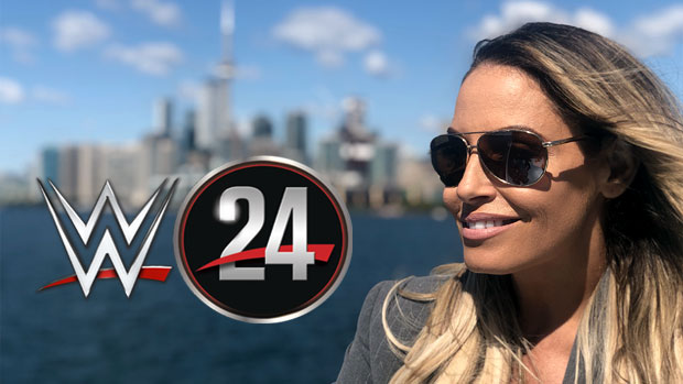 Exclusive: WWE 24 to feature Trish Stratus