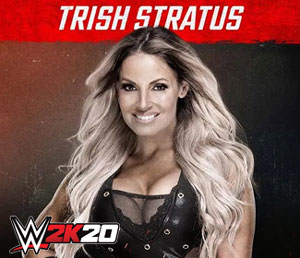 Trish confirmed for WWE 2K20