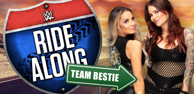'Ride Along' with Team Bestie this Monday night