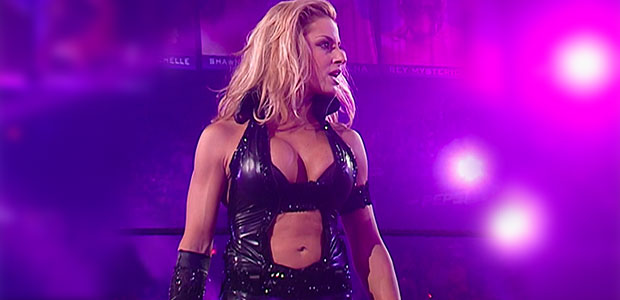 Poll: What was Trish's best WrestleMania look?