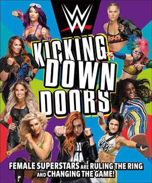 Trish featured in new WWE women's book