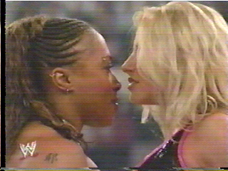 The history of Trish Stratus & Jazz in pictures