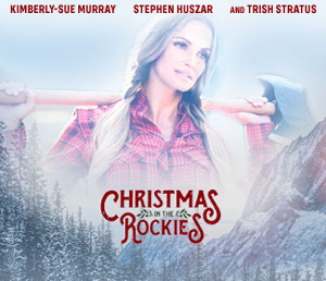 Canada premiere date set for 'Christmas in the Rockies' co-starring Trish Stratus