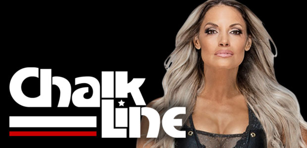 Exclusive: Trish Stratus x Chalk Line collaborate on second jacket