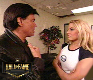 Eric Bischoff named to the WWE HOF