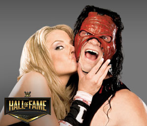 Kane added to the WWE HOF