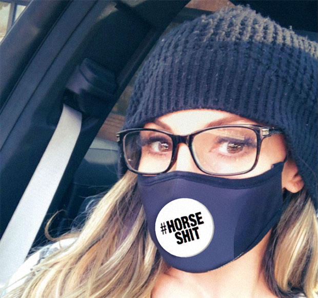 Trish joins Jann Arden's fight to end live horse export