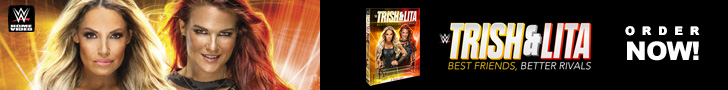 Order Trish & Lita: Best Friends, Better Rivals DVD