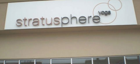 Front of Stratusphere